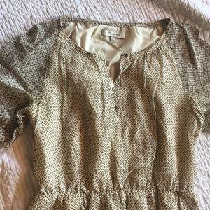 Madewell Babydoll Dress